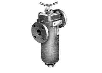 10J, 15J and 20J type self-cleaning filters